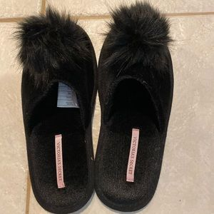 Victoria Secret Fuzzy Slippers